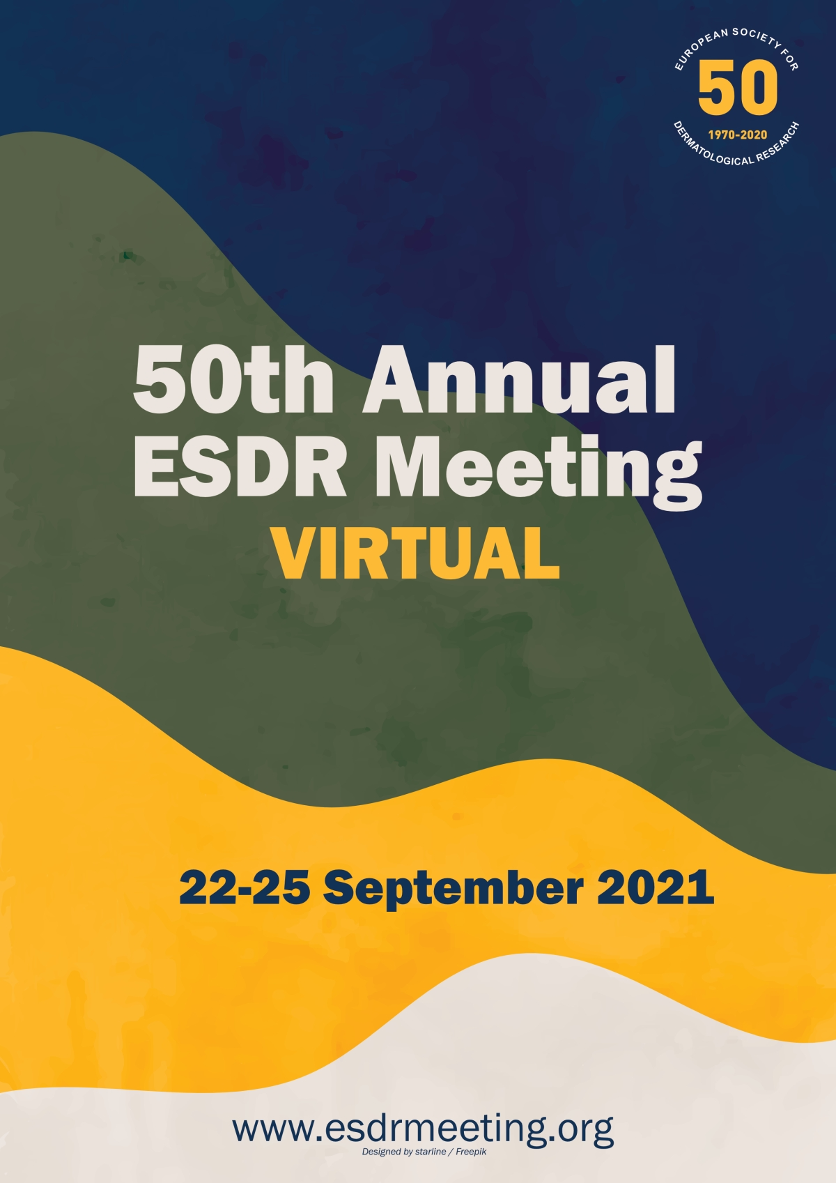 50TH ANNUAL ESDR MEETING 2021