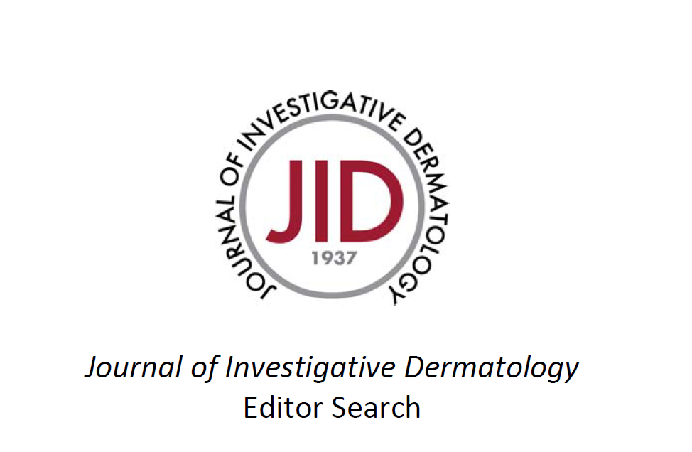 Journal of Investigative Dermatology – Editor Search