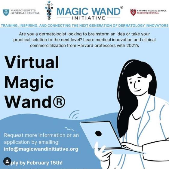 Virtual Magic Wand ESDR