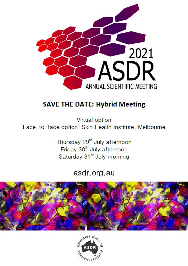 2021 ASDR ASM - Hybrid