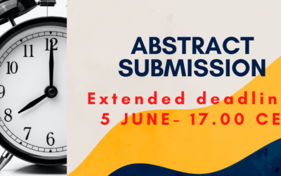 The ESDR 2021 abstract submission deadline has been extended