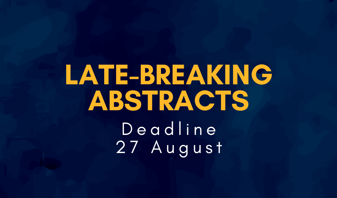 ESDR 2021 Late-Breaking Abstracts