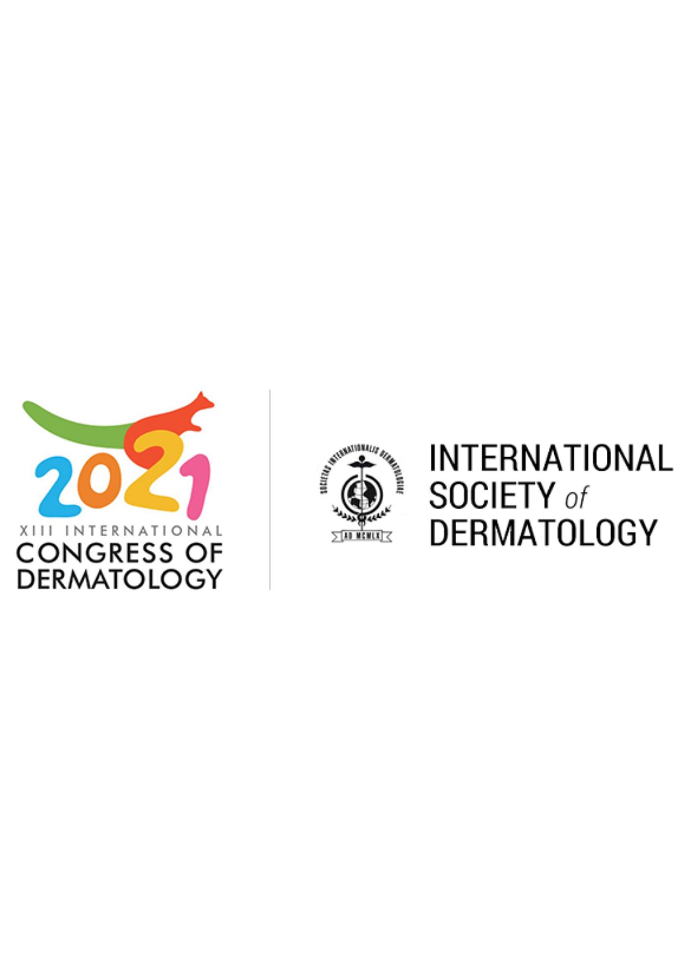 XIII International Congress of Dermatology 2021